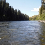 View album: Babine River and Mountains